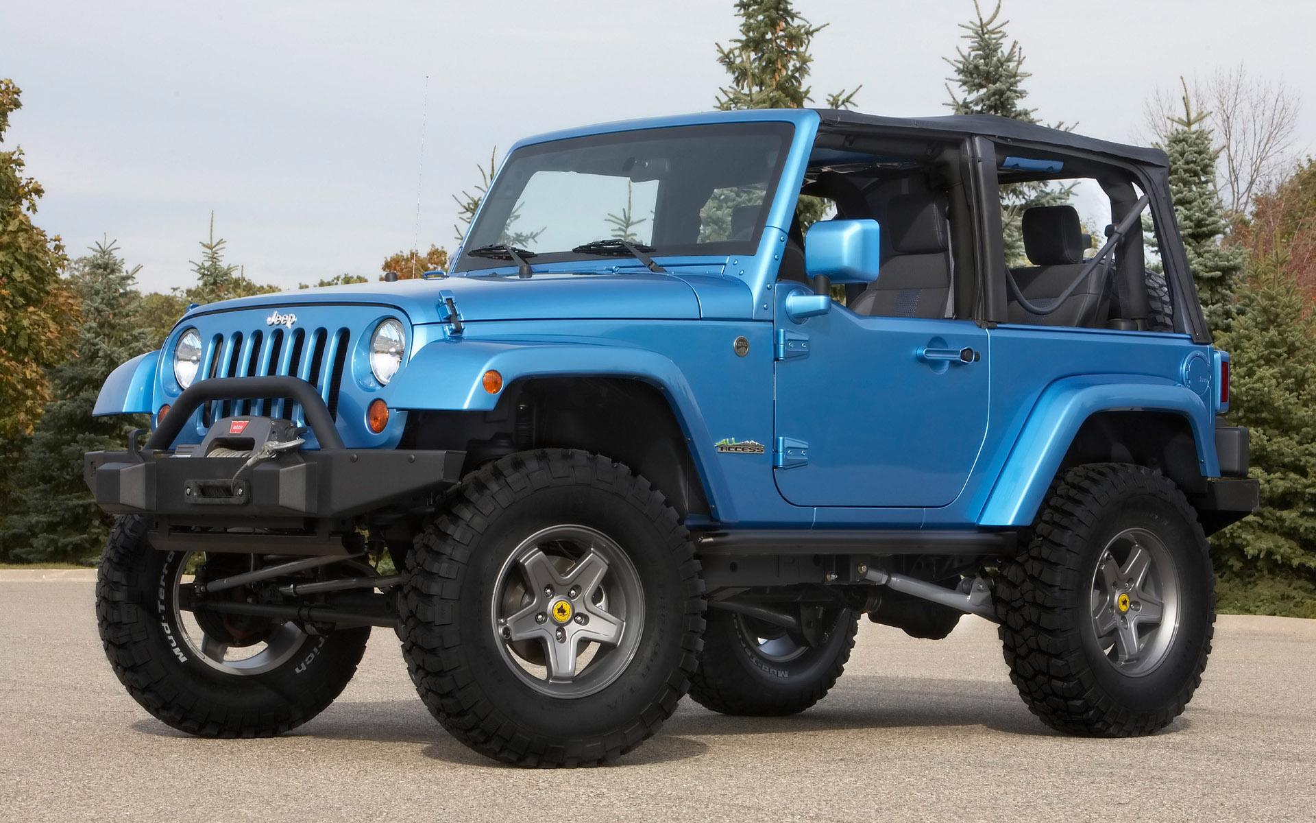 jeep 吉普车高清图片