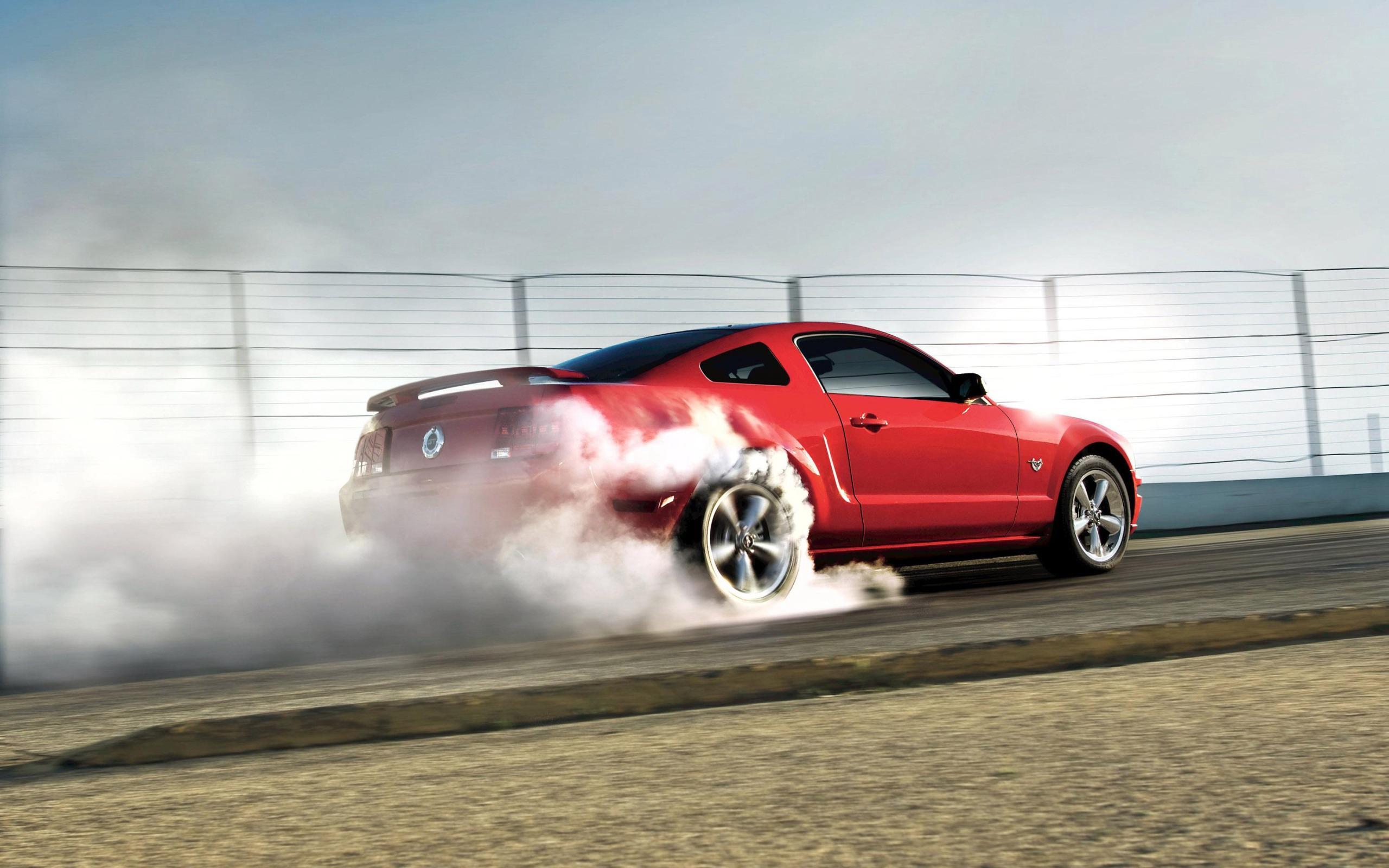 福特野马GT跑车高清壁纸高清图片